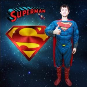 Аниматор Супермен